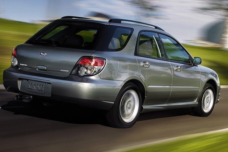 2007 Subaru Impreza Photo 5 of 9