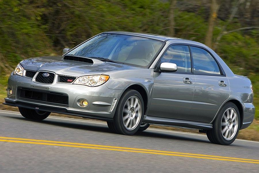 2007 Subaru Impreza Photo 6 of 9
