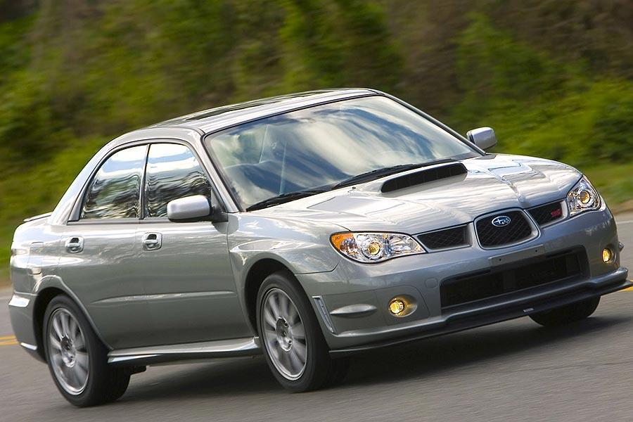 2007 Subaru Impreza Photo 1 of 9