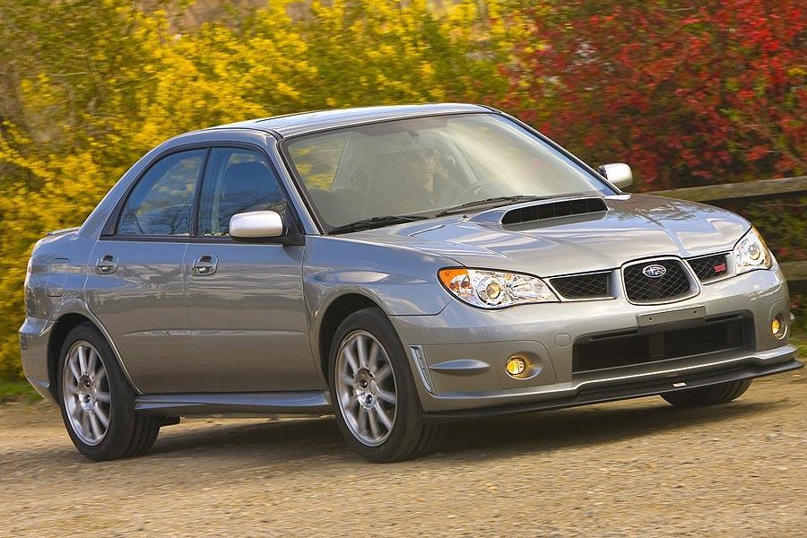 2004 Subaru Wrx Sti For Sale >> 2007 Subaru Impreza Reviews, Specs and Prices   Cars.com