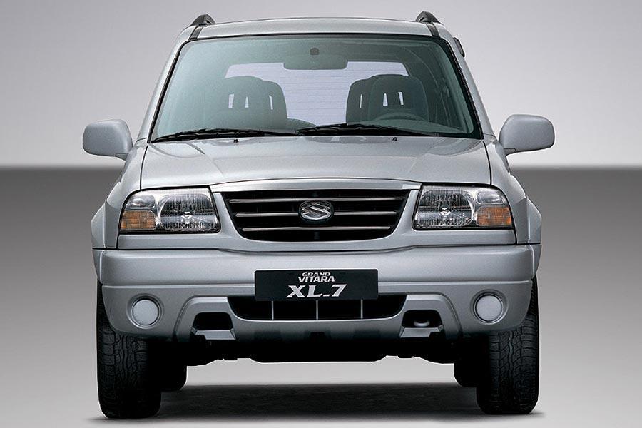 2007 Suzuki Grand Vitara Photo 4 of 9