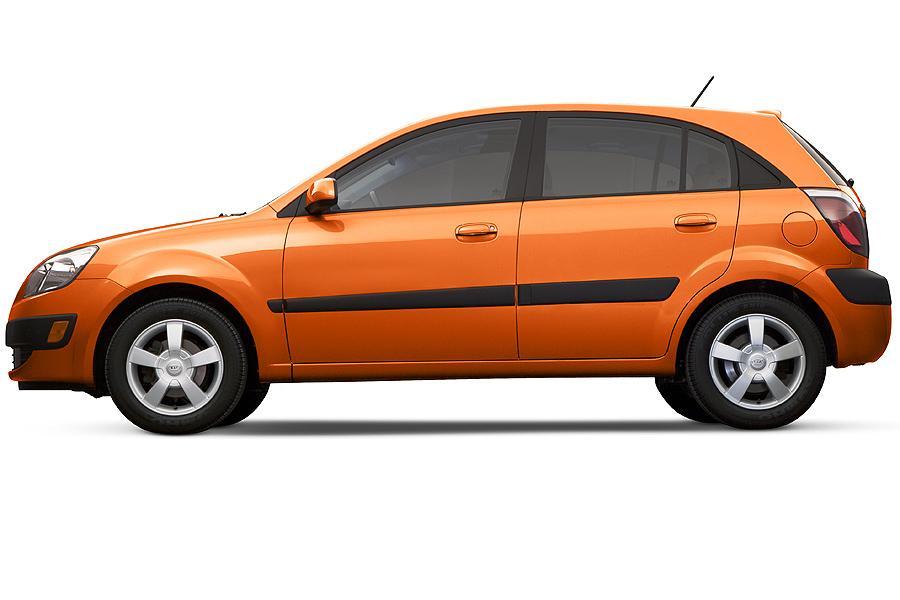 2007 Kia Rio5 Reviews Specs And Prices Cars Com
