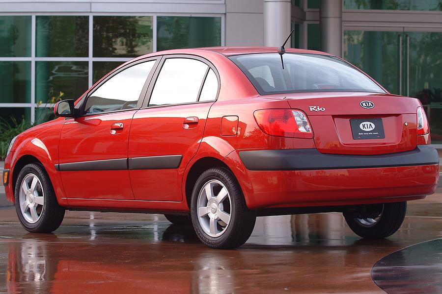 2007 Kia Rio Reviews Specs And Prices Cars Com