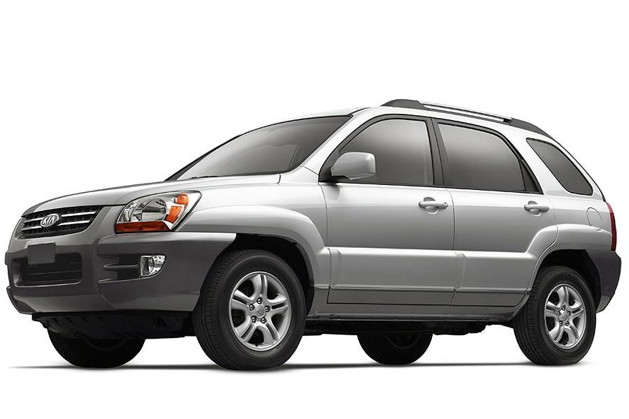 2007 kia sportage reviews specs and prices. Black Bedroom Furniture Sets. Home Design Ideas