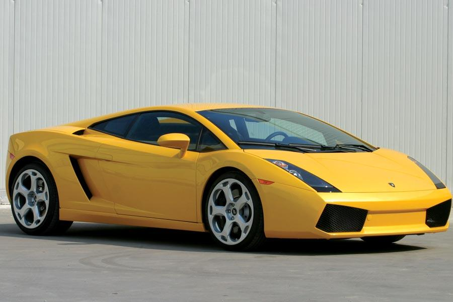 2007 lamborghini gallardo overview. Black Bedroom Furniture Sets. Home Design Ideas