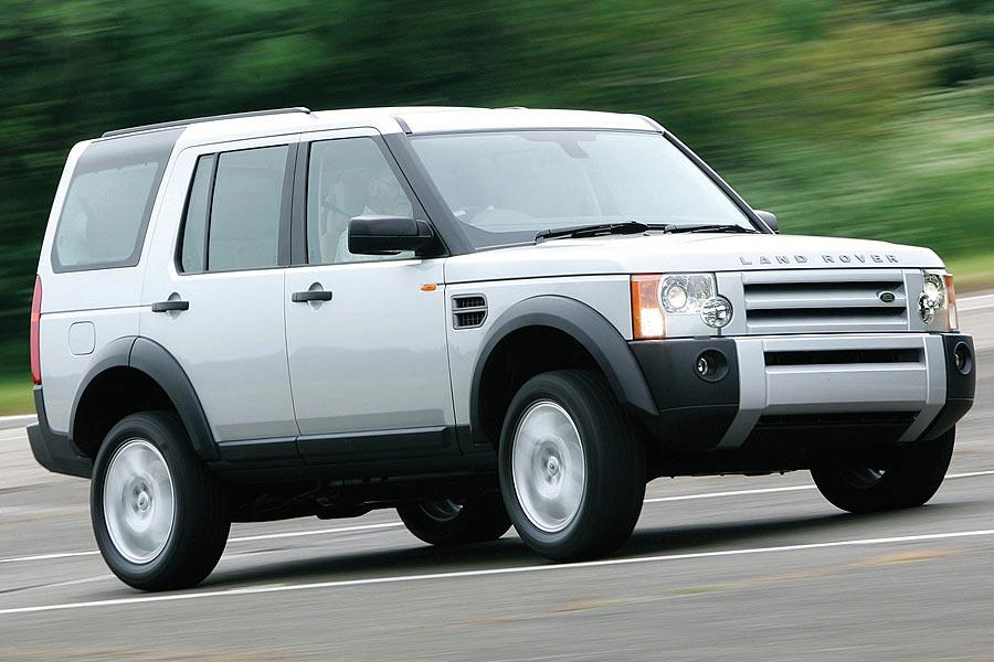 2007 Land Rover Lr3 Overview Cars Com