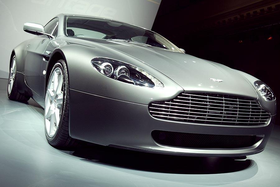 2007 Aston Martin V8 Vantage Photo 5 of 12