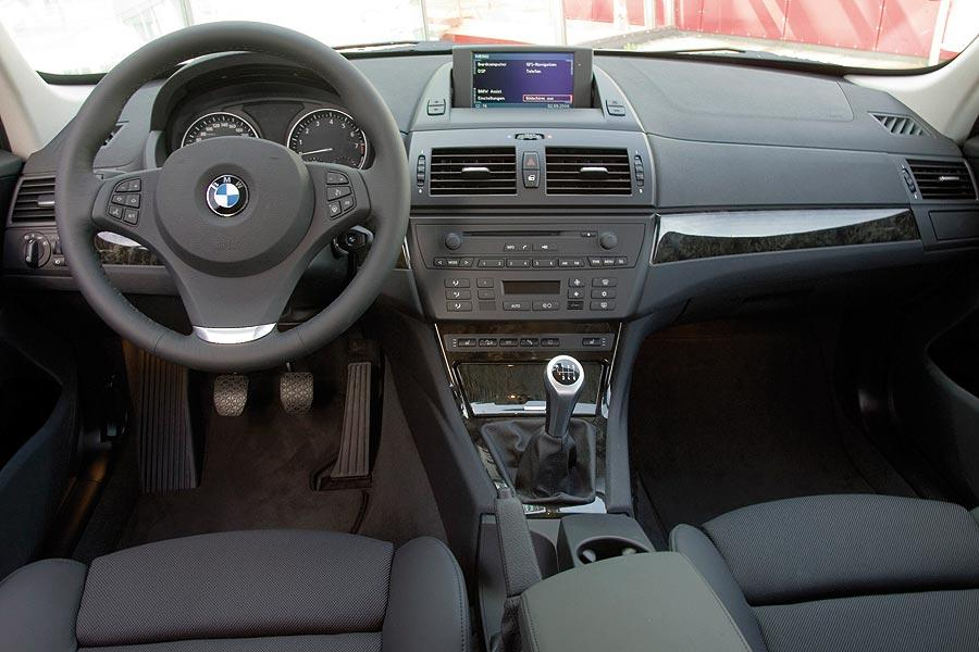 Car Seat Recall >> 2007 BMW X3 Specs, Pictures, Trims, Colors || Cars.com
