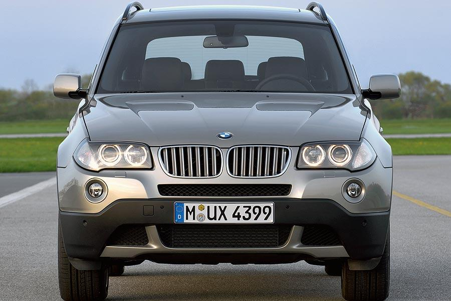 2007 Bmw X3 Overview Cars Com