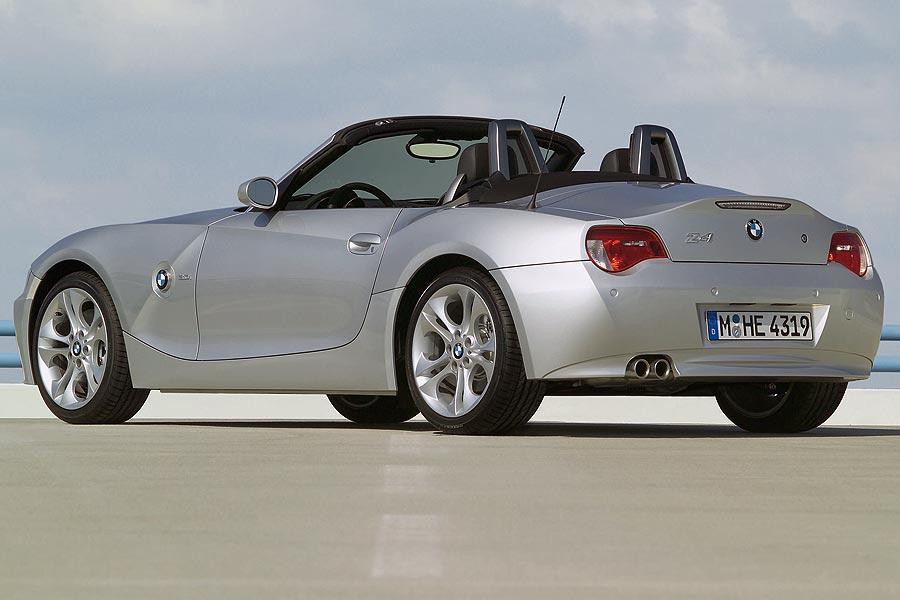 2007 Bmw Z4 Overview Cars Com