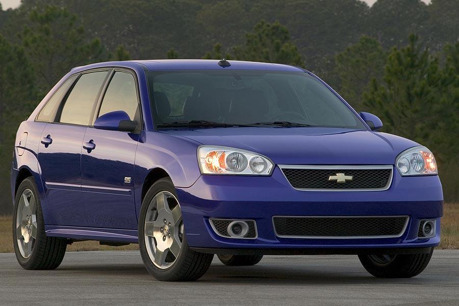 2007 Chevrolet Malibu Photo 4 of 6