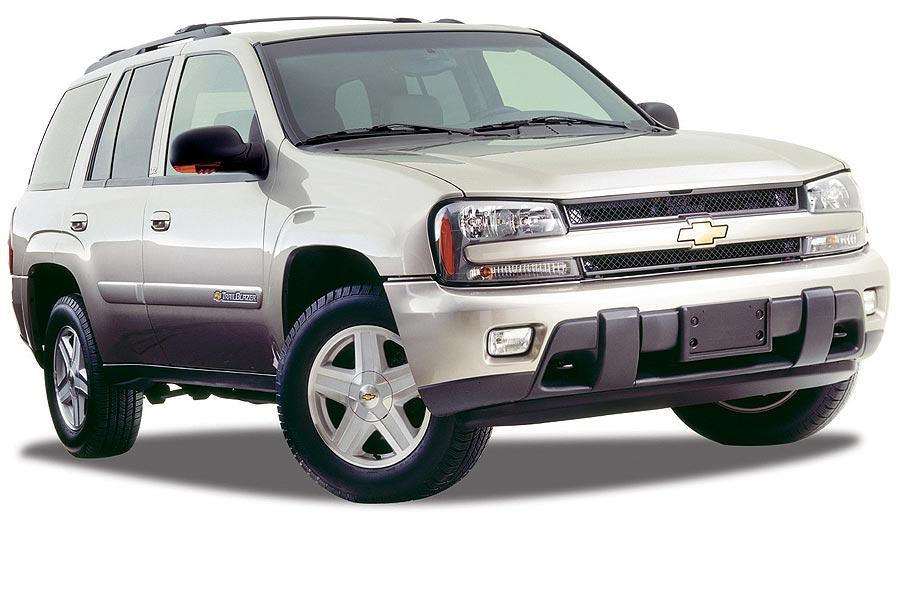 2007 Chevrolet TrailBlazer Reviews, Specs and Prices ...