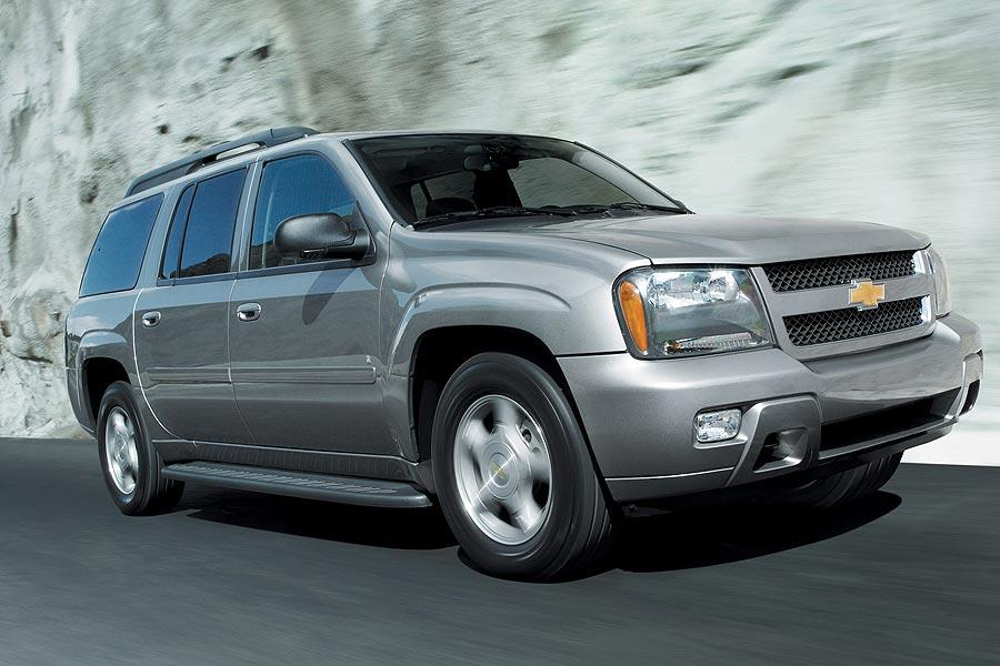 2007 Chevrolet TrailBlazer Overview | Cars.com