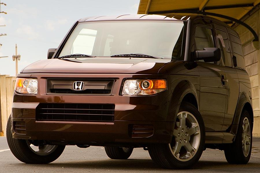 2007 honda element overview. Black Bedroom Furniture Sets. Home Design Ideas