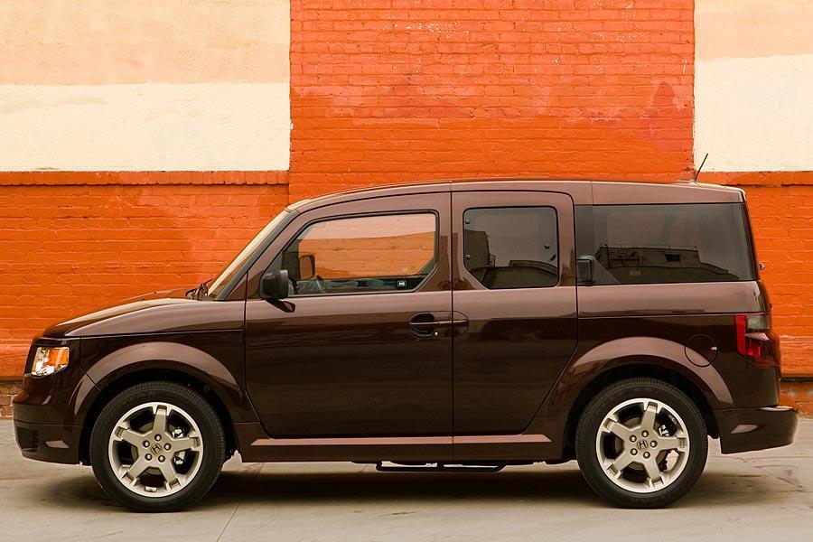 2007 Honda Element Photo 5 of 17