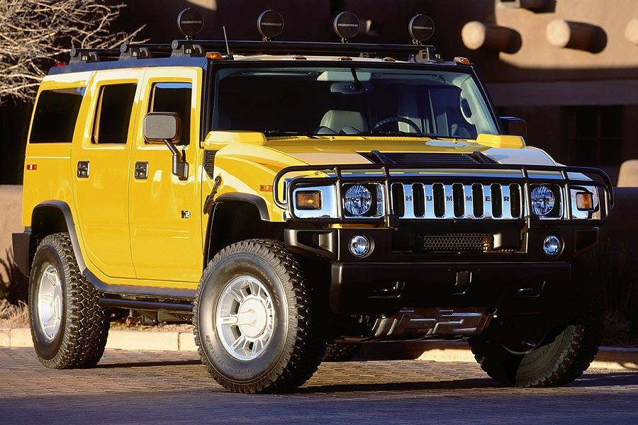 2007 Hummer H2 Photo 3 of 11