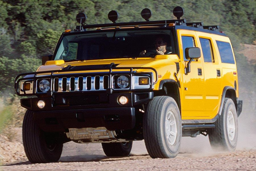 2007 Hummer H2 Photo 1 of 11
