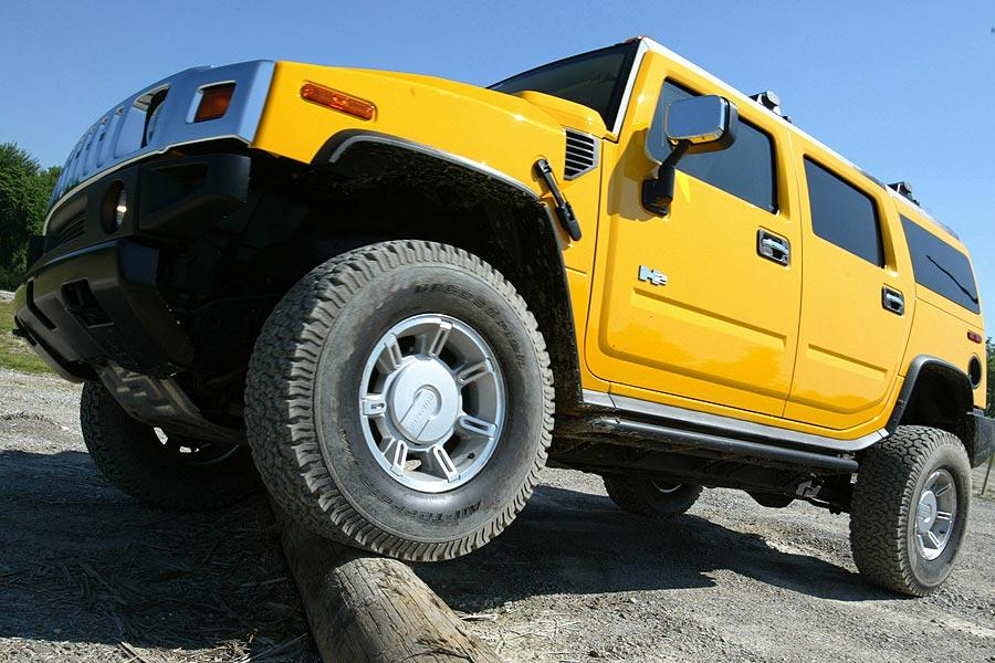 2007 Hummer H2 Photo 4 of 11