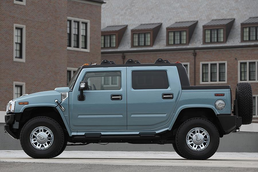 2007 Hummer H2 Photo 6 of 11