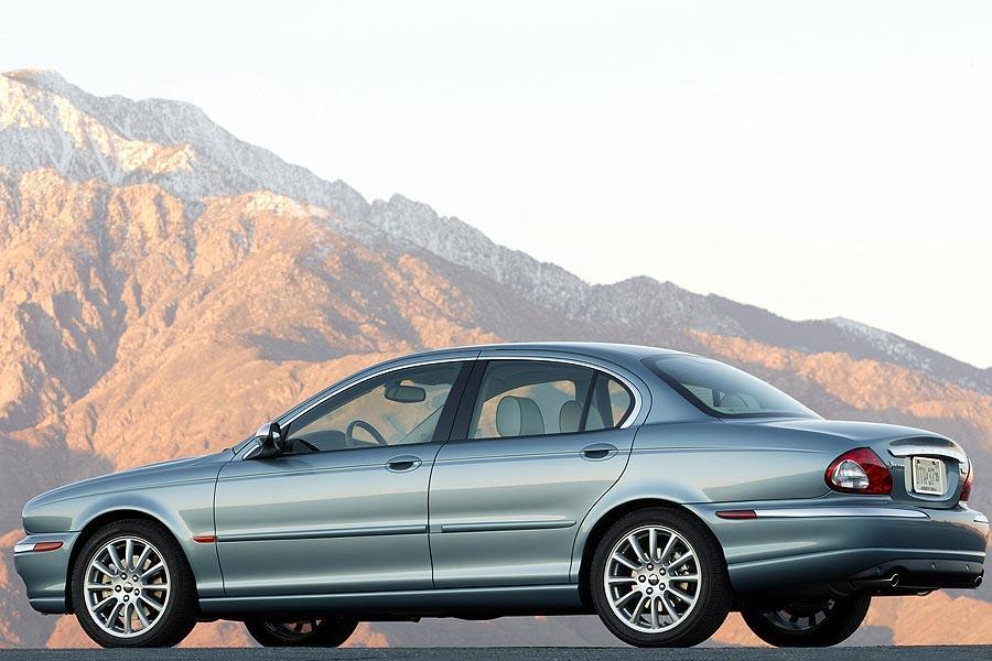 2007 Jaguar X-Type Photo 4 of 8