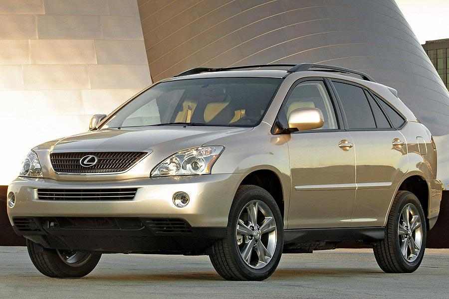 2007 lexus rx 400h overview. Black Bedroom Furniture Sets. Home Design Ideas