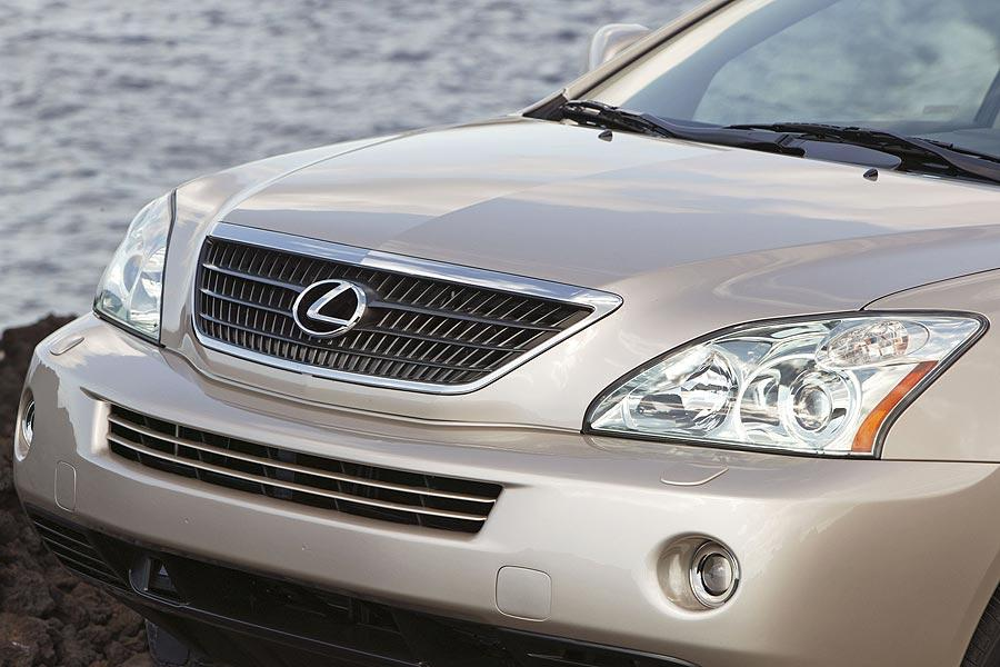 2007 lexus rx 400h reviews specs and prices. Black Bedroom Furniture Sets. Home Design Ideas