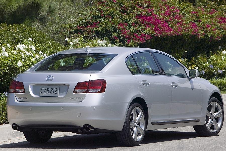 2007 Lexus GS 350 Photo 3 of 10