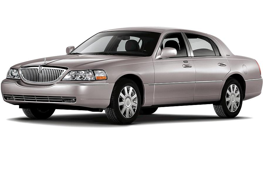 2007 Lincoln Town Car Photo 1 of 4