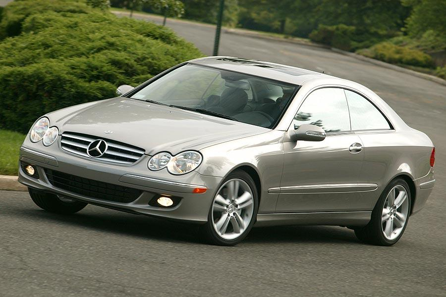 2007 mercedes benz clk class overview for 2007 mercedes benz clk