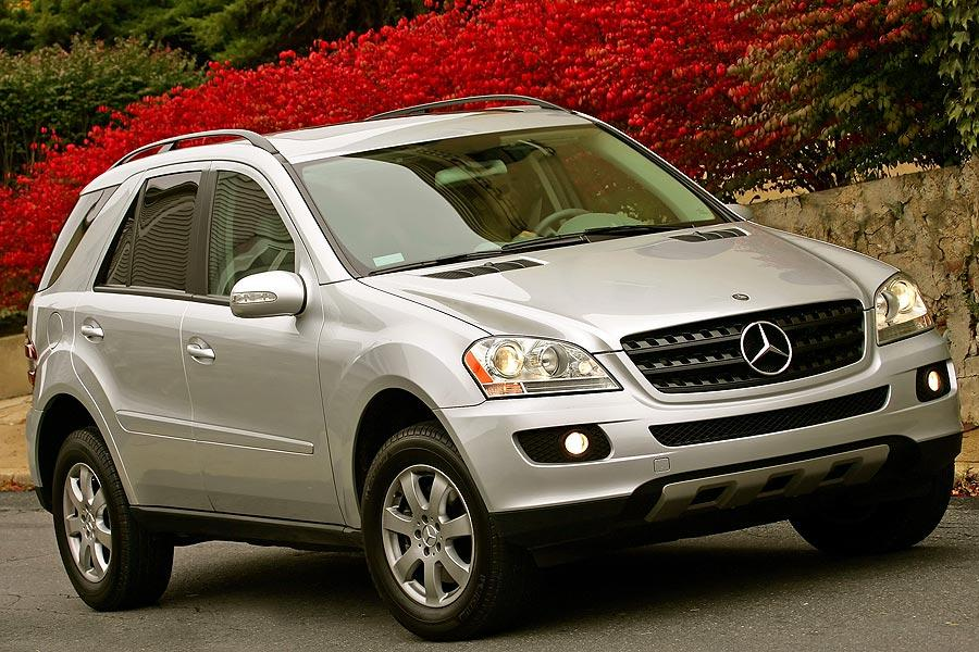2007 mercedes benz m class overview for 2007 mercedes benz m class ml350