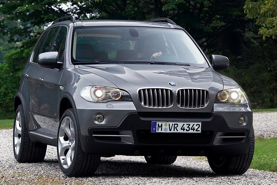 2007 Bmw X5 Overview Cars Com