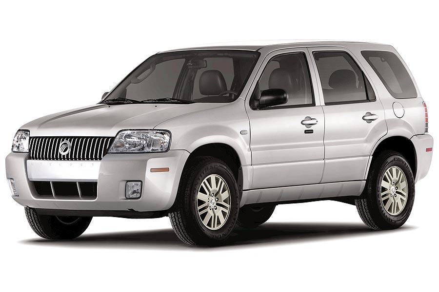 Mariner Car: 2007 Mercury Mariner Overview