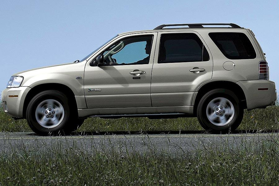 2007 Mercury Mariner Hybrid Photo 3 of 7