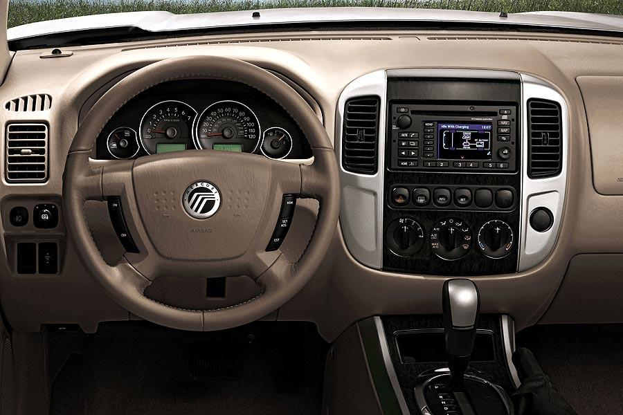 2007 Mercury Mariner Hybrid Photo 6 of 7