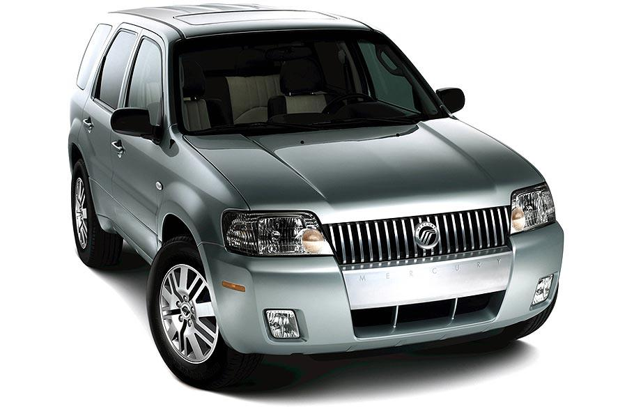 2007 Mercury Mariner Hybrid Photo 4 of 7
