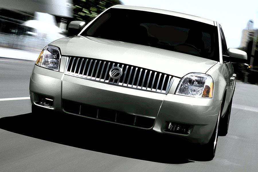 2007 Mercury Montego Photo 2 of 4