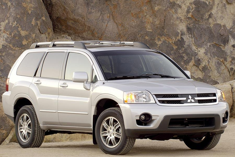 2007 Mitsubishi Endeavor Photo 2 of 8