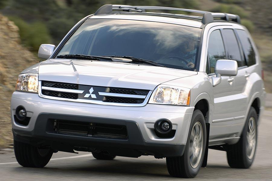 2007 Mitsubishi Endeavor Photo 1 of 8