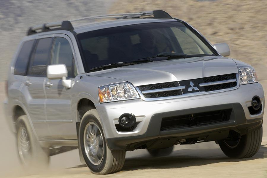 2007 Mitsubishi Endeavor Photo 6 of 8