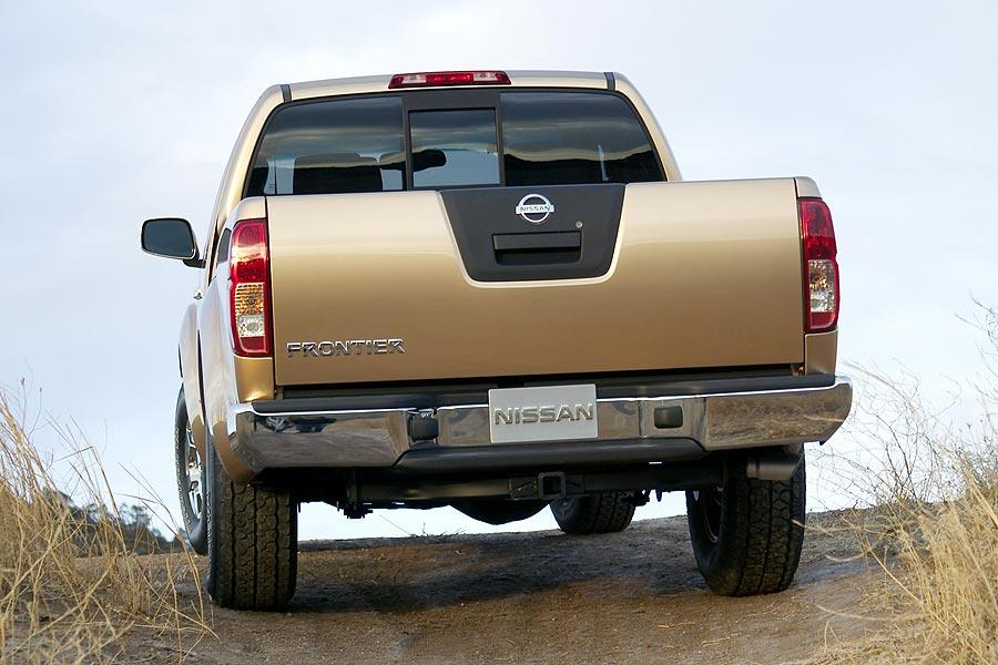 2007 Nissan Frontier Photo 3 of 9