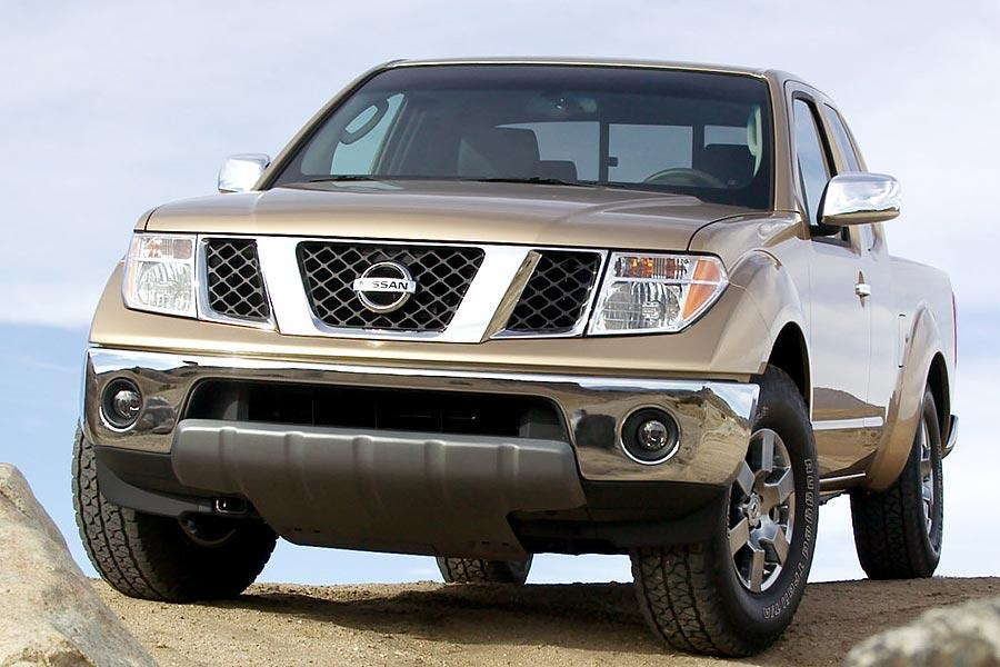 2007 Nissan Frontier Photo 4 of 9