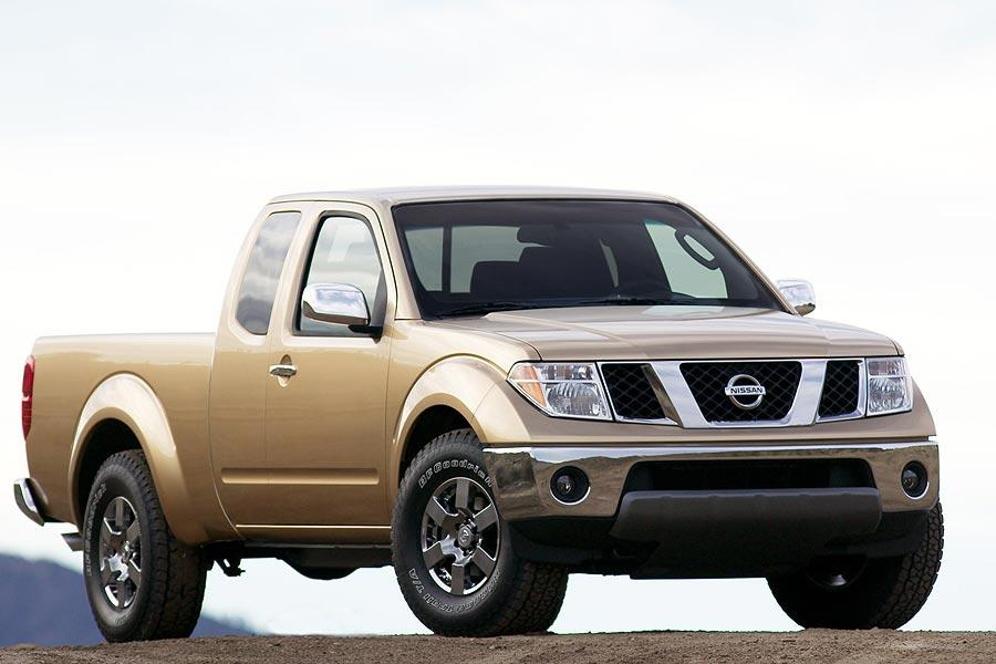 2007 Nissan Frontier Photo 5 of 9
