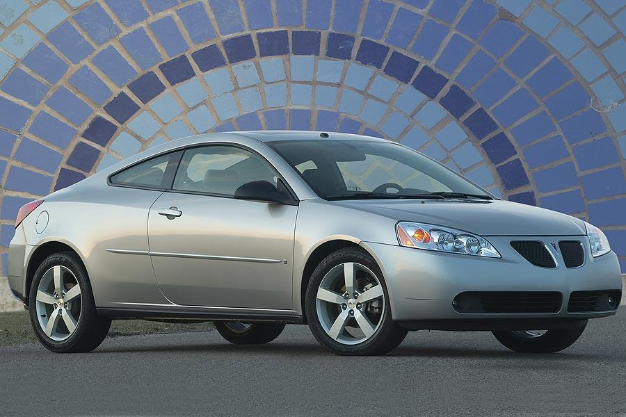 2007 Pontiac G6 Reviews Specs And Prices Cars Com