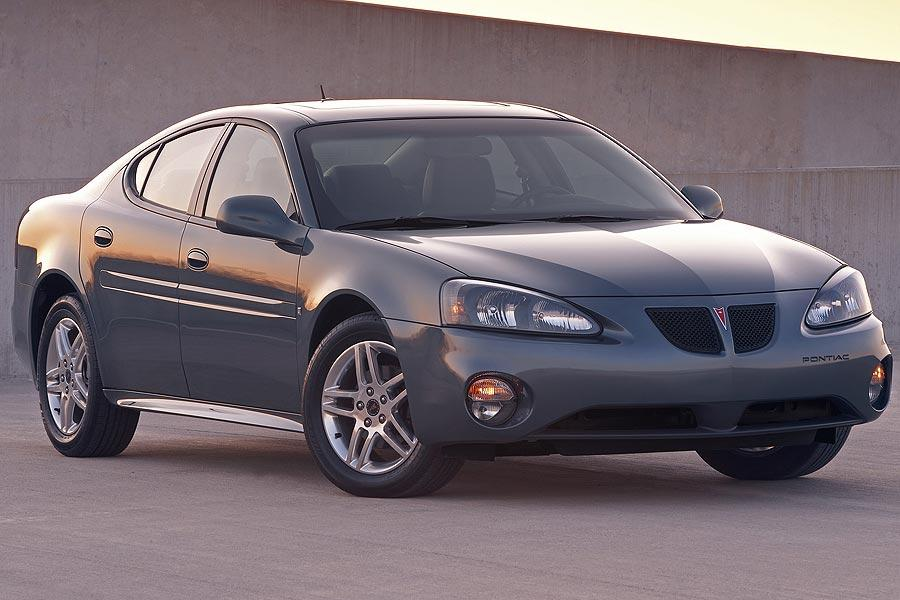 Pontiac Grand Prix Overview Cars Com