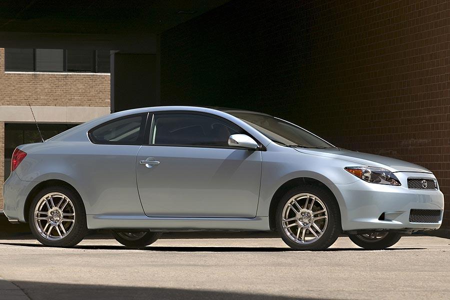 2007 Scion Tc Overview Cars Com