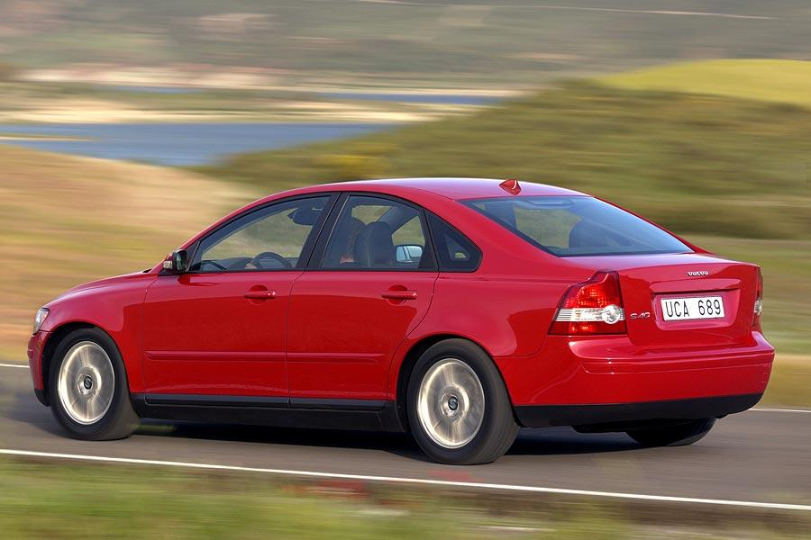 2007 Volvo S40 Photo 3 of 6