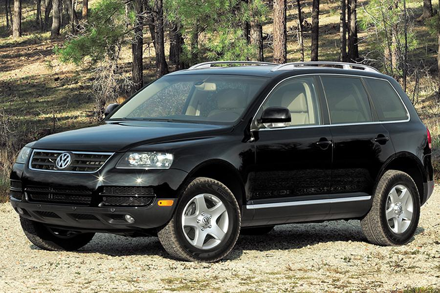 2007 Volkswagen Touareg Photo 1 of 5