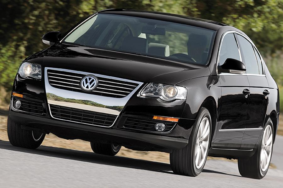 2007 volkswagen passat overview. Black Bedroom Furniture Sets. Home Design Ideas