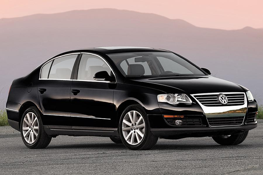 2007 Volkswagen Passat Overview Cars Com