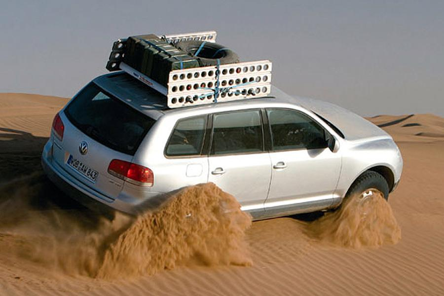 2007 Volkswagen Touareg Photo 4 of 5